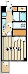 EW・TOKYO保谷[6階]の間取り