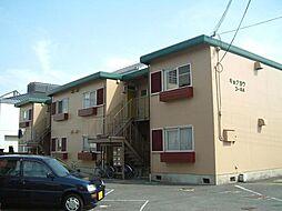 キョクヨウコーポ B棟[1階]の外観