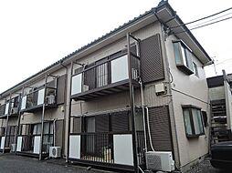 東京都狛江市駒井町1丁目の賃貸アパートの外観