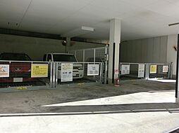谷町6丁目 屋根付立体駐車場