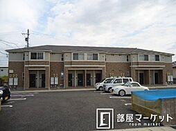 名鉄豊田線 黒笹駅 徒歩26分の賃貸アパート
