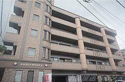 アンジェロポストII[2階]の外観