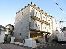 大阪府堺市東区大美野の賃貸マンションの外観
