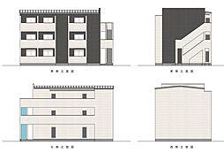 square(スクウェア)[3階]の外観