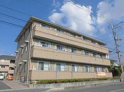 メゾンソレイユ A棟[1階]の外観