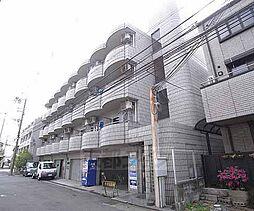 京都府京都市伏見区竹田真幡木町の賃貸マンションの外観
