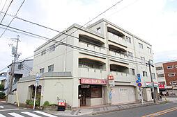 愛知県名古屋市瑞穂区彌富通5丁目の賃貸マンションの外観