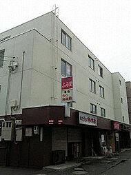 北海道札幌市北区麻生町5丁目の賃貸マンションの外観