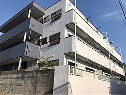 只見ハイツABC[3階]の外観