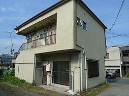 京都府京都市左京区一乗寺築田町の賃貸アパートの外観
