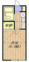 小作駅 2.2万円