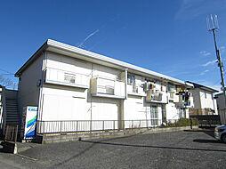 ドゥムール松澤 A棟[203号室]の外観