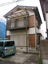 金澤荘[1号室]の外観