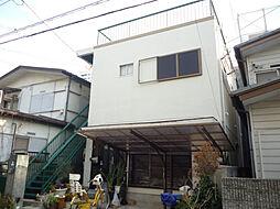 津田アパート[201号室]の外観