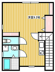 イニエ真砂[203号室]の外観