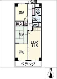 LEGEND[1階]の間取り