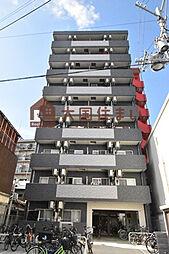 大阪府大阪市西成区花園北2丁目の賃貸マンションの外観