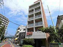 東京都江戸川区中葛西5丁目の賃貸マンションの外観