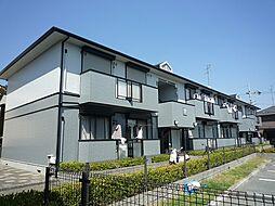 大阪府羽曳野市島泉6丁目の賃貸アパートの外観