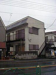 コーポ菊池[1階]の外観