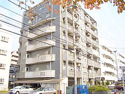 東京都江戸川区南葛西2丁目の賃貸マンションの外観