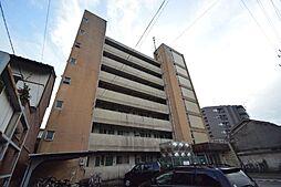 コーポラス梅林[4階]の外観