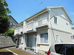千葉県佐倉市弥勒町の賃貸アパートの外観