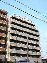 ヴェルデ阿倍野[4階]の外観