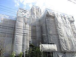 愛知県名古屋市緑区倉坂の賃貸マンションの外観