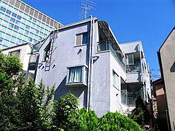 東京都世田谷区玉川1丁目の賃貸マンションの外観