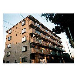 コンフォール ソシア[4階]の外観