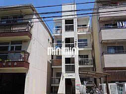 第3昇栄荘[4階]の外観
