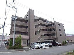 兵庫県明石市二見町西二見駅前4丁目の賃貸マンションの外観