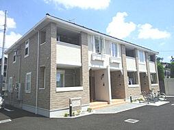 神奈川県伊勢原市高森1の賃貸アパートの外観