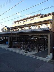 京洛マンション[301号室]の外観