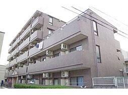 リーセントパレス多摩[1階]の外観
