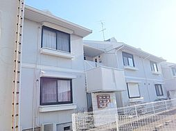 千葉県柏市今谷上町の賃貸アパートの外観
