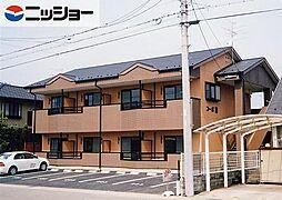 コーポ・富[2階]の外観