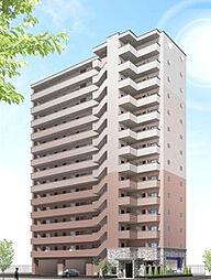 スプランディッド新大阪キャトル[10階]の外観