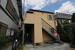 千葉県船橋市夏見台2丁目の賃貸アパートの外観