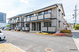 [テラスハウス] 長野県長野市若里3丁目 の賃貸【/】の外観