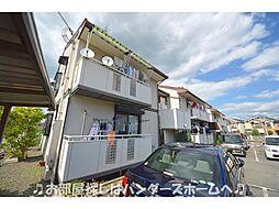 大阪府枚方市中宮山戸町の賃貸アパートの外観