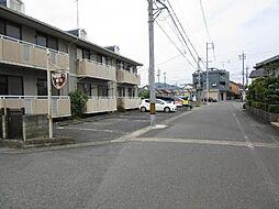 サンビューラ熊田[2階]の外観