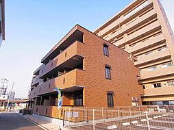 セジュール桃山[1階]の外観