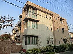 兵庫県伊丹市荻野西1丁目の賃貸マンションの外観