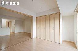 セルビシオの洋室-LDK