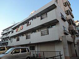 コーポ佐々木[2階]の外観