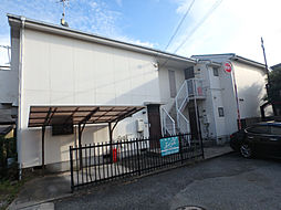 トリオハイツ夙川[1F-W号室]の外観