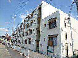 第1澤田マンションA棟[2階]の外観