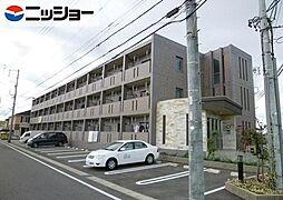 プラネットD棟[1階]の外観